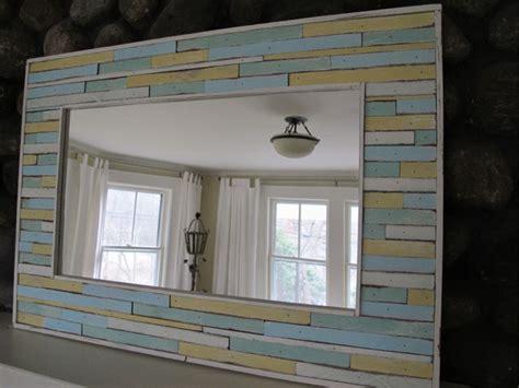 Custom Cottage Mirror