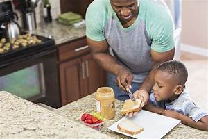 Adding Dad to Kids' Diet Decisions