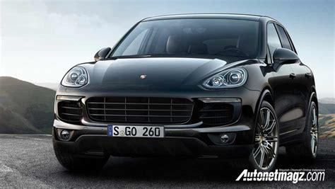 Gambar Mobil Porsche Cayenne by 2017 Porsche Cayenne S Diesel Platinum Edition Treatment