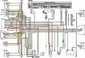 Bajaj Pulsar 150 Electrical Wiring Diagram And Image