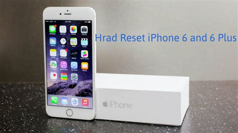 how to factory reset iphone 6 plus how to reset iphone 6 and iphone 6 plus getiosstuff