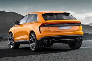 Audi A : again with more intensity audi q8 concept returns as a hot hybrid by car magazine ~ Gottalentnigeria.com Avis de Voitures