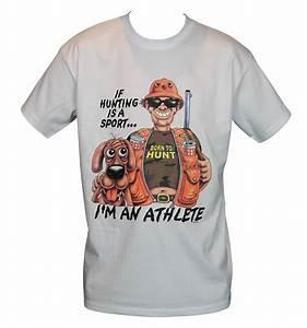 Tee Shirt Homme Humour : t shirt homme manches courtes humour chasseur i 39 m an ~ Melissatoandfro.com Idées de Décoration