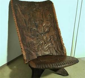 Möbel Aus Afrika : afrika stuhl masterchair zweiteilig steckstuhl sehr schweres hartholz schnitzereien ~ Markanthonyermac.com Haus und Dekorationen