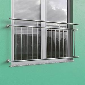 edelstahl balkongelander franzosischer stabgelander With französischer balkon mit belardo sonnenschirm solar
