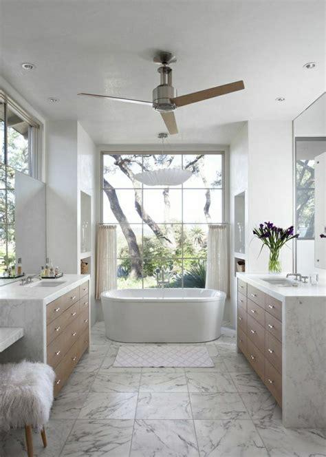 ventilateur de chambre de bain le ventilateur de plafond toujours à la mode