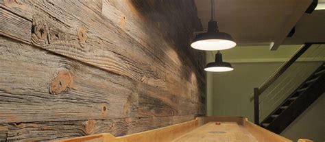 basement bathroom design ideas milled barnwood paneling interior wall paneling