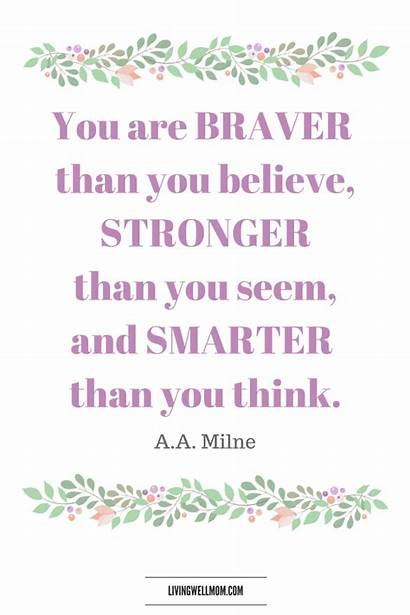 Nicu Quotes Encouraging Moms Mother Strong Braver