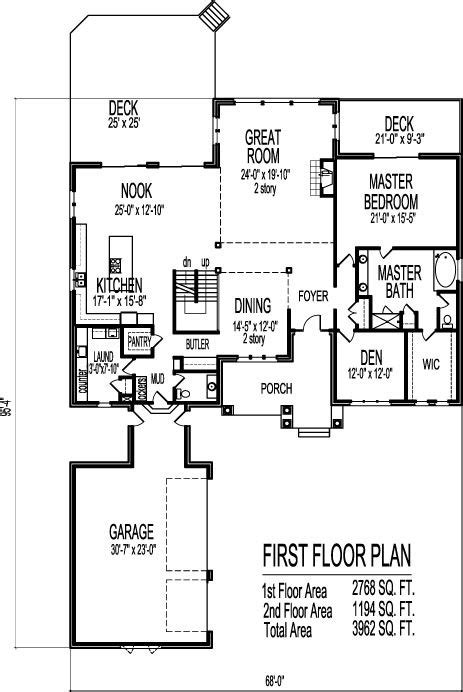 two story open floor plans 2 story 4 bedroom house plans exteriors and floorplans
