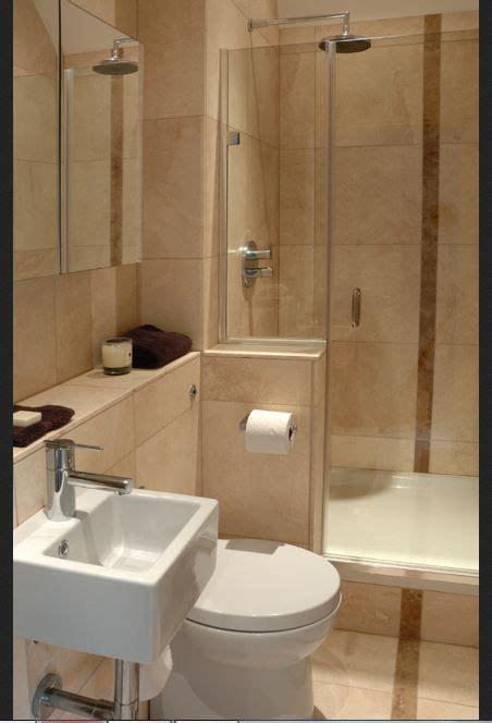 brown color  small bathroom ideas household ideas