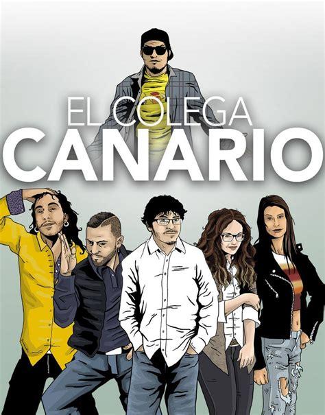 El colega canario (TV Series) (2016) - FilmAffinity
