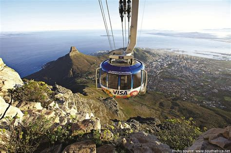 table mountain cable car interesting facts about table mountain just fun facts