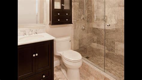 walk  shower designs  small bathrooms youtube