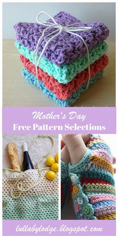 Crochet Mother Gift Gifts Patterns Easy Knitting