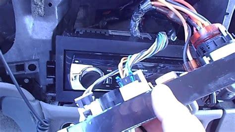 auto air conditioning service 1996 gmc safari windshield wipe control 2003 gmc safari chevy astro van a c heat control panel bulb replacement sylvania 73ll youtube