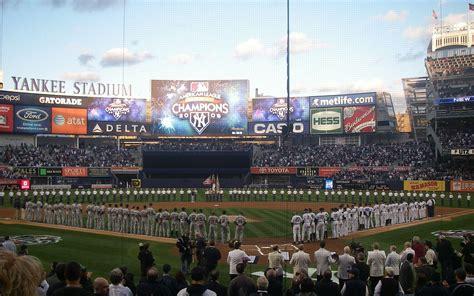 New York Yankees Desktop Wallpaper Yankee Stadium Wallpapers Wallpaper Cave