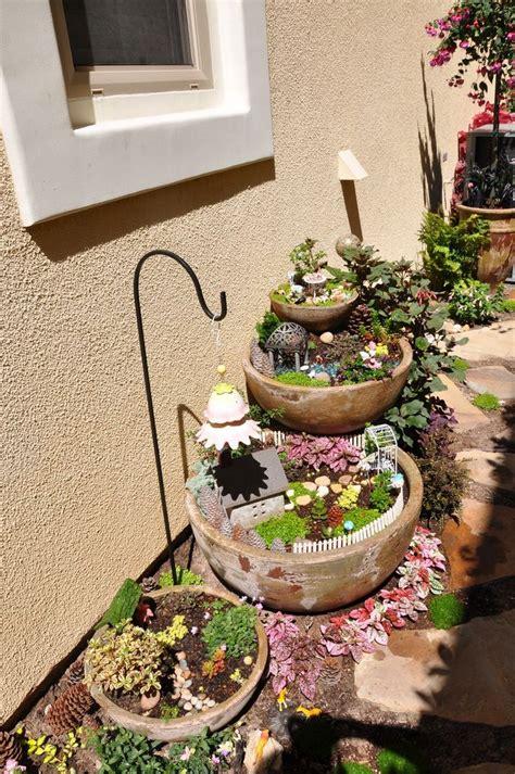 Gartenideen Für Kleine Gärten  Deko Mit Zauberwaldthema