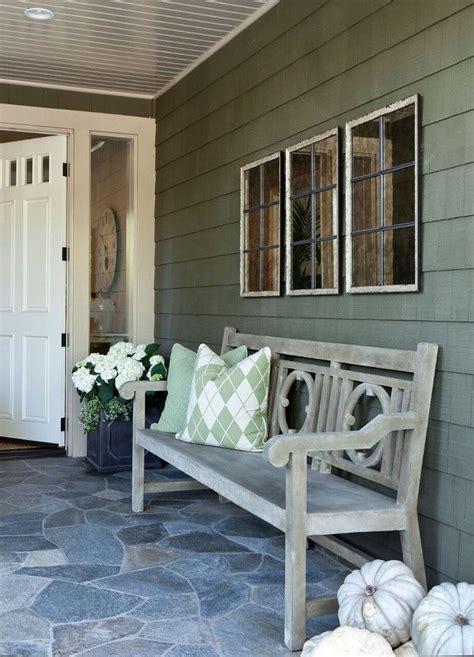 porch bench ideas  pinterest front porch