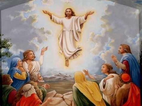 Jesus Christ Ascension