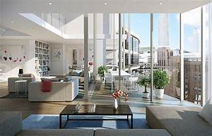 Battersea Power Station flat goes BACK on the market for £ ...