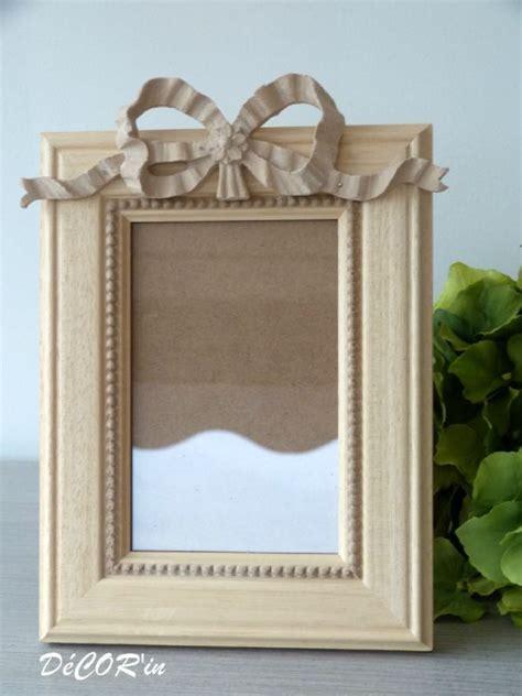 cadre photo bois pret a peindre quot camille quot decor in id 233 es conseils