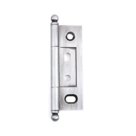 2 Non Mortise Cabinet Hinges by Classic Brass 2 1 2 Inch Non Mortise Solid Brass Hinge