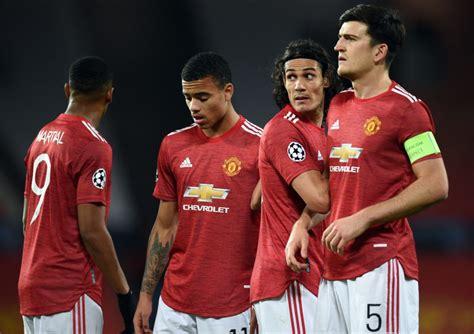 Manchester United player ratings vs Istanbul Basaksehir ...
