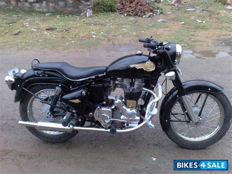 Modified Bike For Sale In Jaipur by Second Royal Enfield Bullet Standard 350 In Jaipur