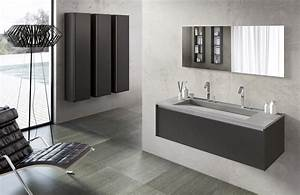 meuble de salle de bains de lasaidea carrelage et salle de With meuble de salle de bain site allemand