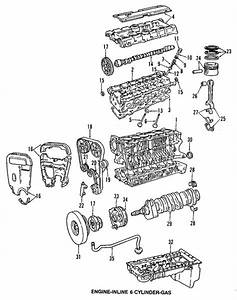 Engine For 1996 Volvo 960