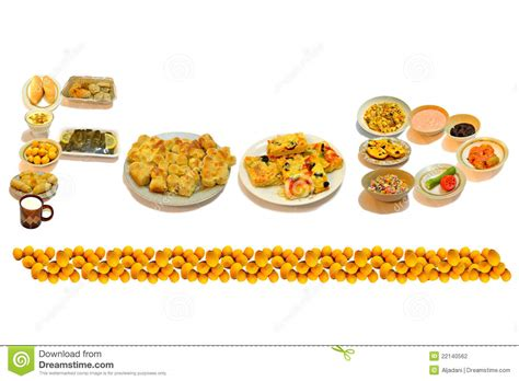phrase cuisine the food word stock photo image of known food dishes
