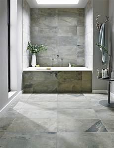 Haus Der Fliesen : badezimmer kombination aus feinsteinzeug 60x60 cm auf dem boden und 30x60 cm an der wand tolles ~ Orissabook.com Haus und Dekorationen