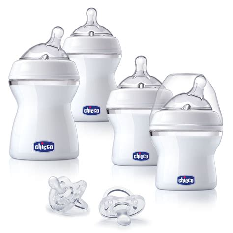 Chicco Chicco Naturalfit Babys First Gift Set