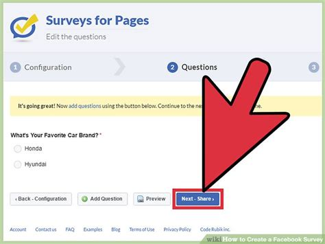 how to create a survey 9 steps with