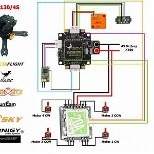 Wiretap U0026 39 S 130mm 4s Fpv Racer