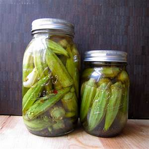 Pickled Okra: 5 Steps (with Pictures)