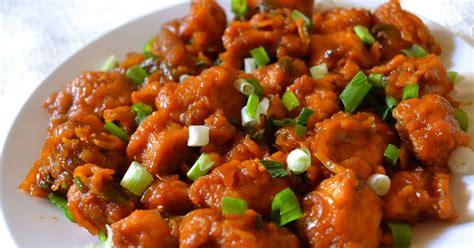 chicken manchurian recipe hungryforever food blog