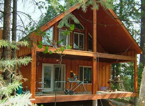 modular loft cabin tlc modular homes