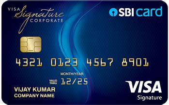 corporate credit cards  india apply  sbi card