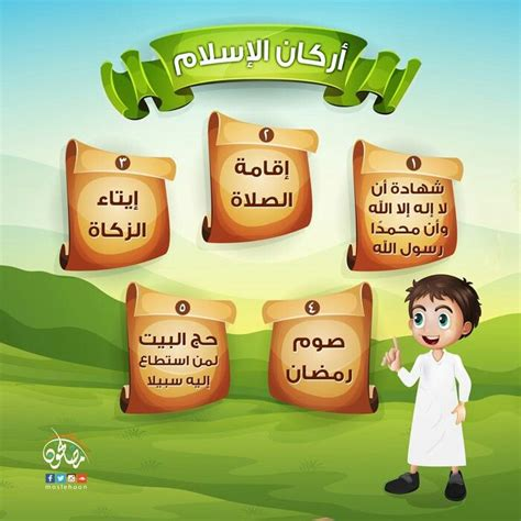 arkan alaslam  images islamic kids activities