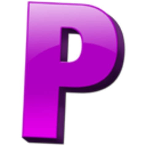 letter p icon   images  clkercom vector clip