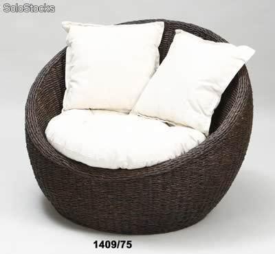 sofa huevo terraza sillon de dise 241 o mod huevo rattan mormobel spain