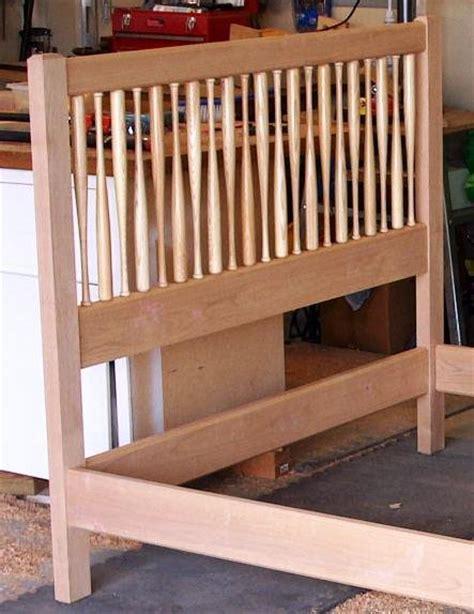 baseball bat bed  atrain  lumberjockscom