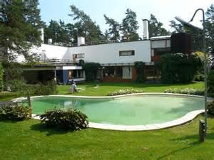 pool house plans villa mairea alvar aalto ideasgn