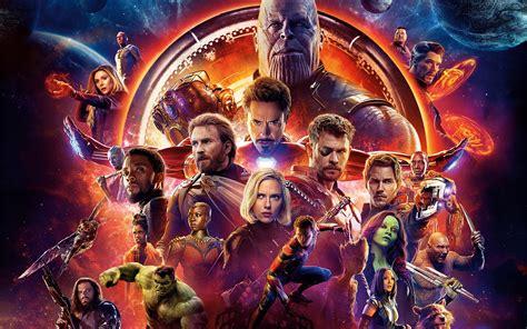 avengers infinity war  heroes