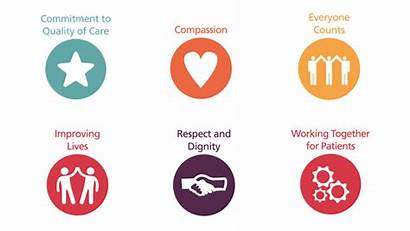 Values Nhs Strategy Vision Nwas Care Respect