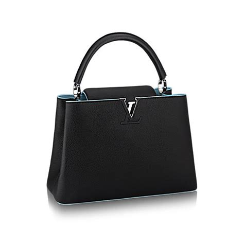 louis vuitton capucines tote bag  pre fall  spotted fashion
