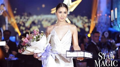 julia barretto on star magic ball 2017 julia barretto and star magic ball 2017 winners pep ph