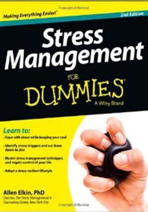 stress books  slaying  stress monster
