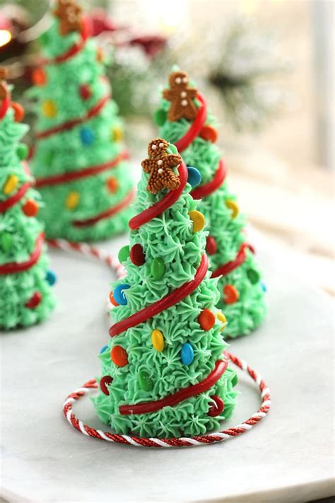 sugar cone christmas trees the suburban soapbox